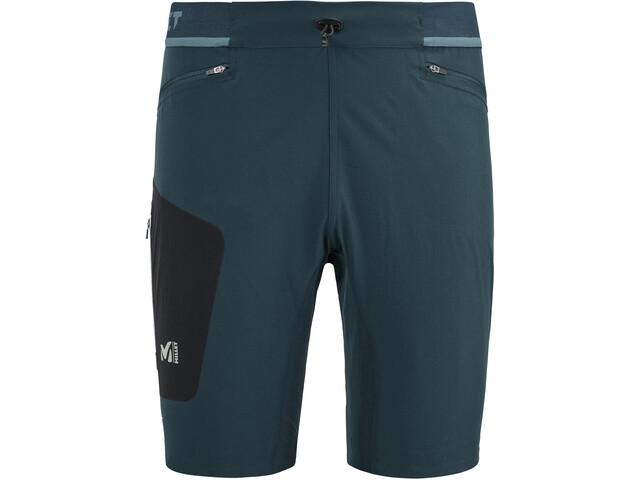Millet LTK Speed Long Shorts Hombre, orion blue